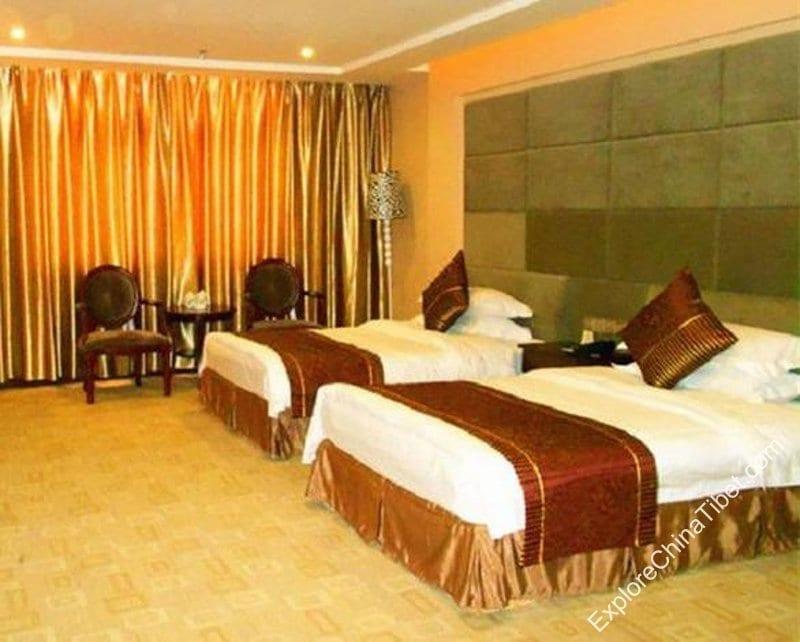 Hongtian Hotel Business Panoramic Standard Room