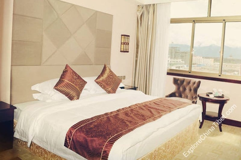 Hongtian Hotel Business Single Room With View 1