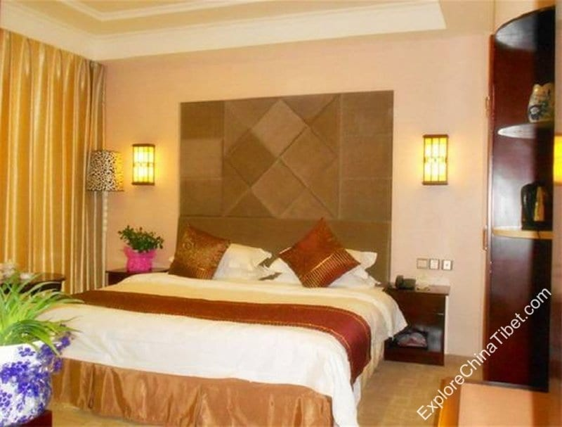 Hongtian Hotel Deluxe Panoramic Single Room
