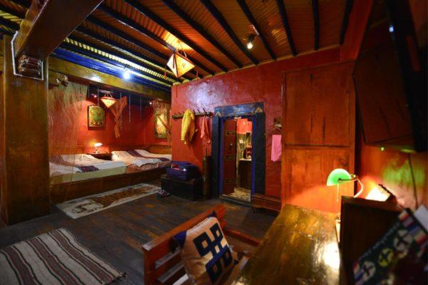 House Of Shambhala Queen Room