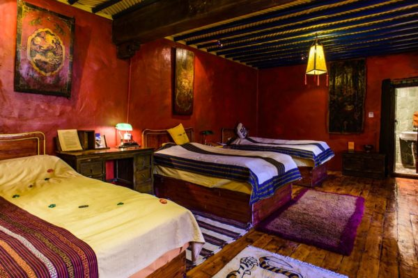 House Of Shambhala Classic Triple Room
