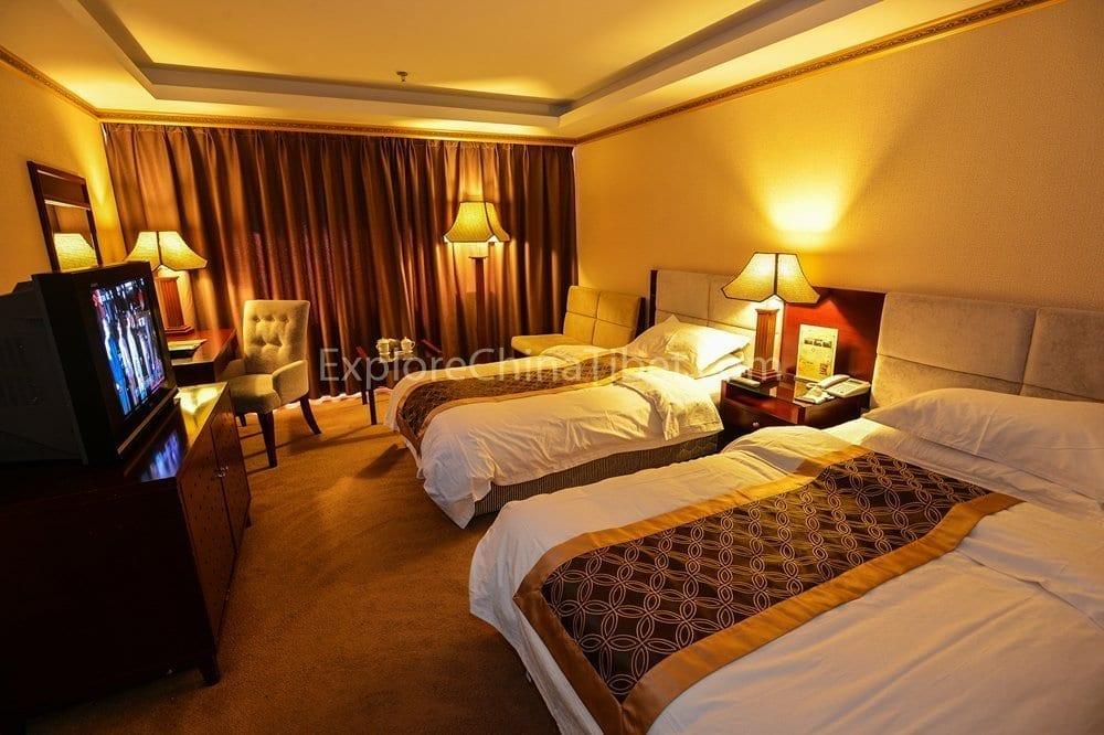 Lhasa Ganggyan Hotel Standard Room
