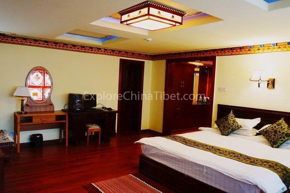 Lhasa Heritage Guyi Hotel Suite-4