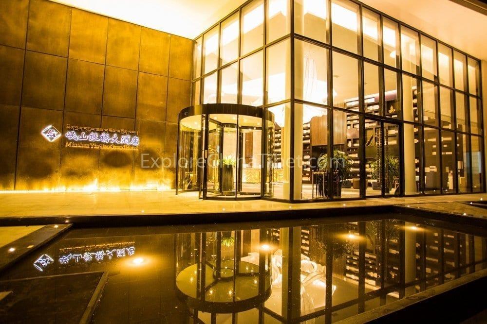 Minshan Yinqiao Grand Hotel-5
