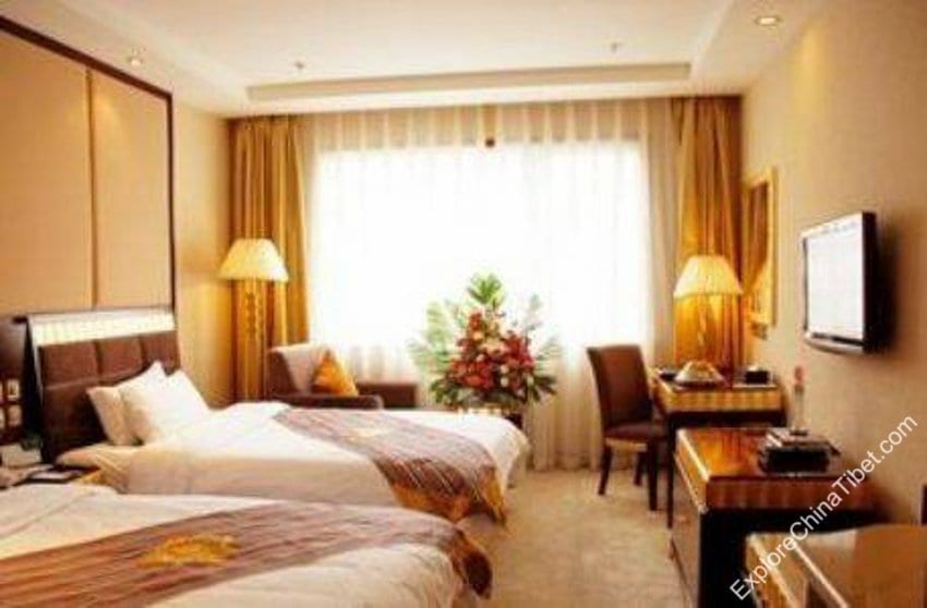 New Century Hotel Lhasa Business Twin Room