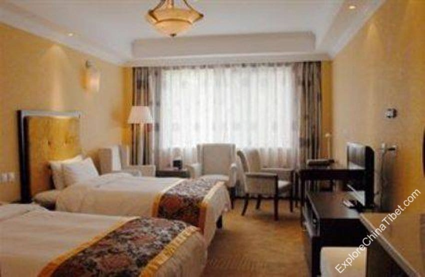 New Century Hotel Lhasa Superior Twin Room