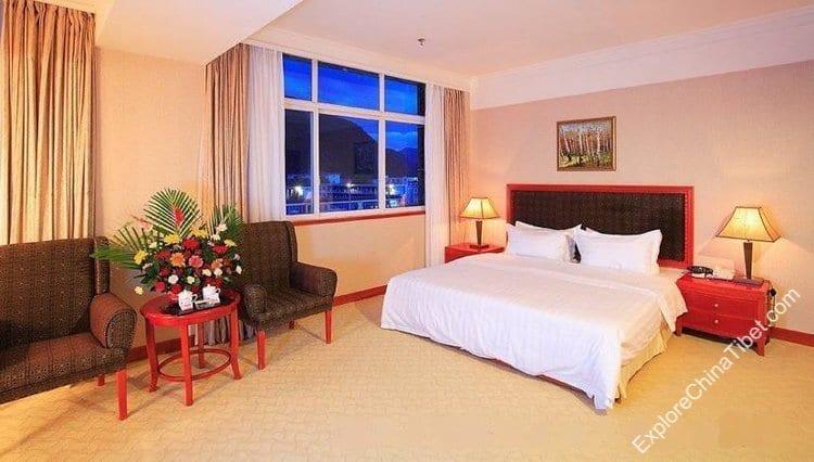 Nyingchi Chongqing Cygnet Hotel Deluxe Single Room
