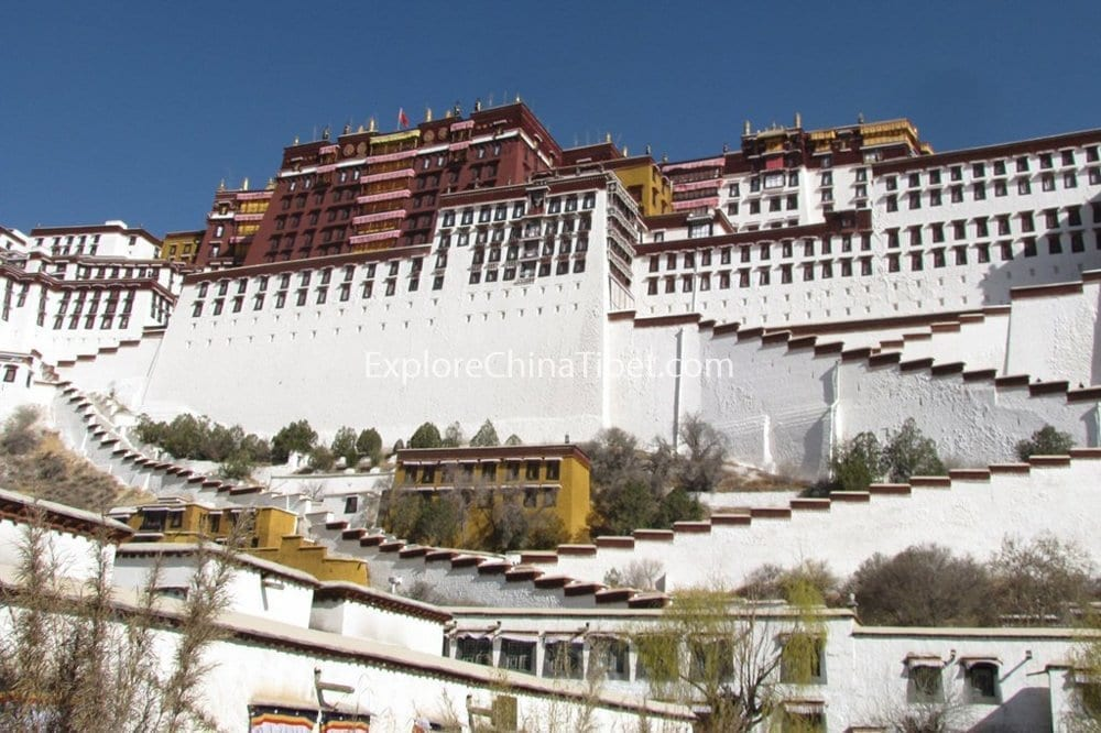 Potala Palace Authentic local Tibetan Tour-12