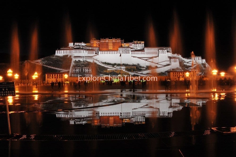 Potala Palace Tibet Culture Tour-2
