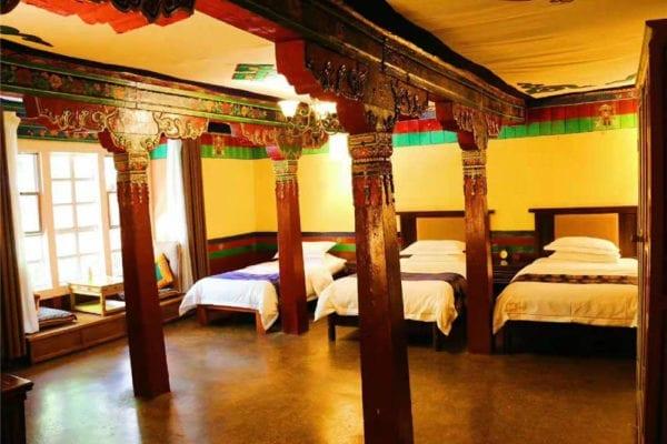 Yabshi Phunkhang Heritage Hotel Triple