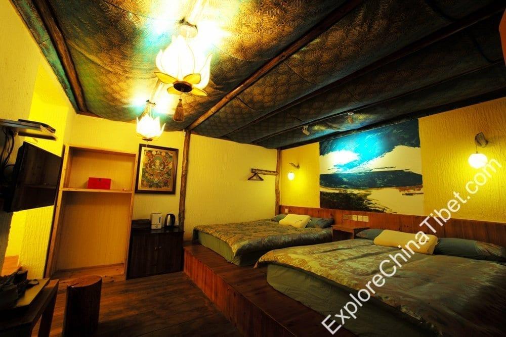 Qiangdiao Zangshi Boutique Hostel 102