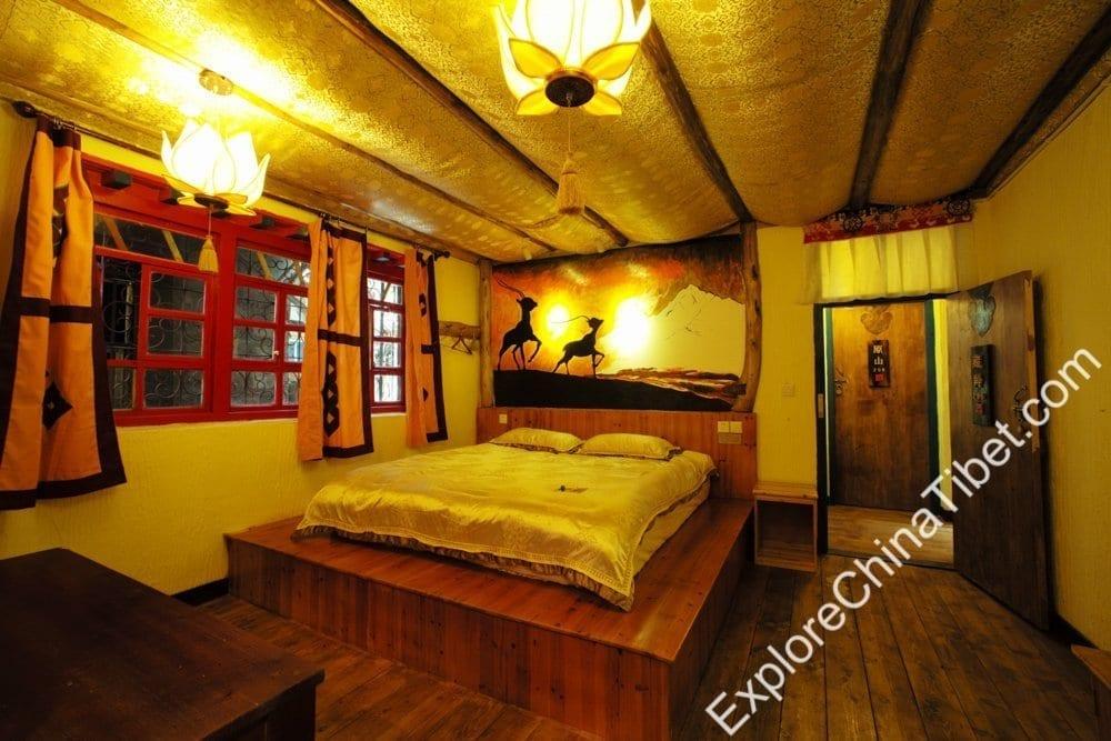 Qiangdiao Zangshi Boutique Hostel 205