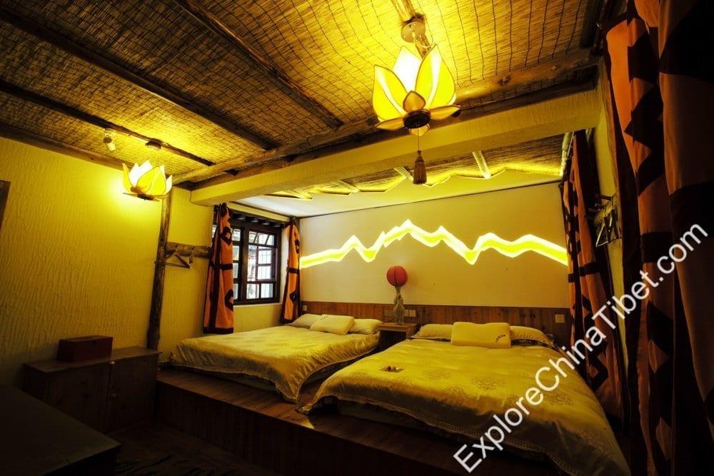 Qiangdiao Zangshi Boutique Hostel 206