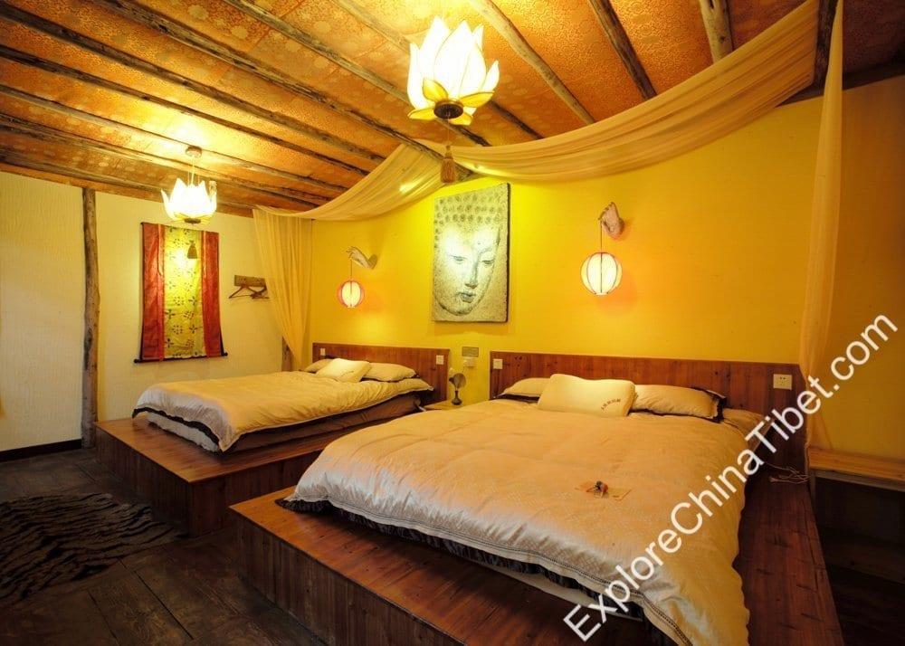 Qiangdiao Zangshi Boutique Hostel 302