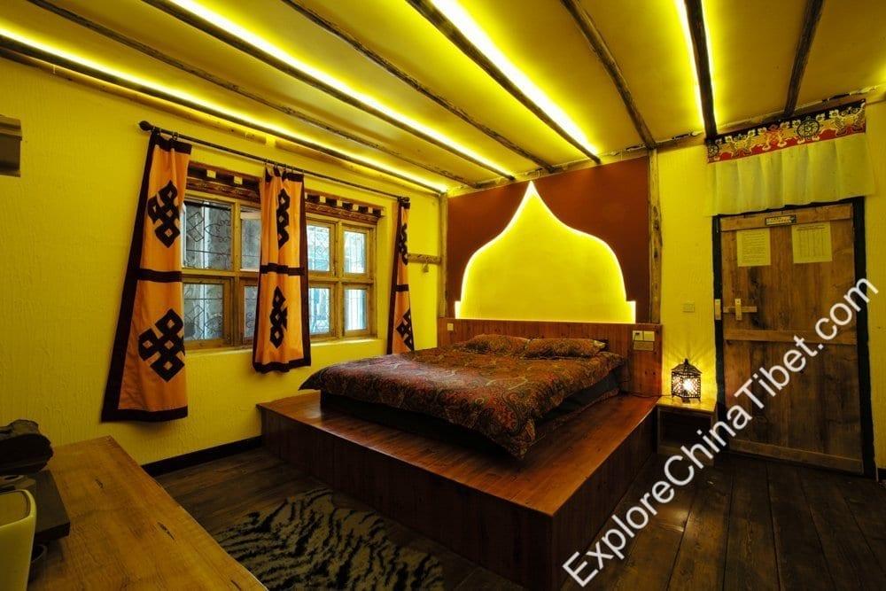 Qiangdiao Zangshi Boutique Hostel 303