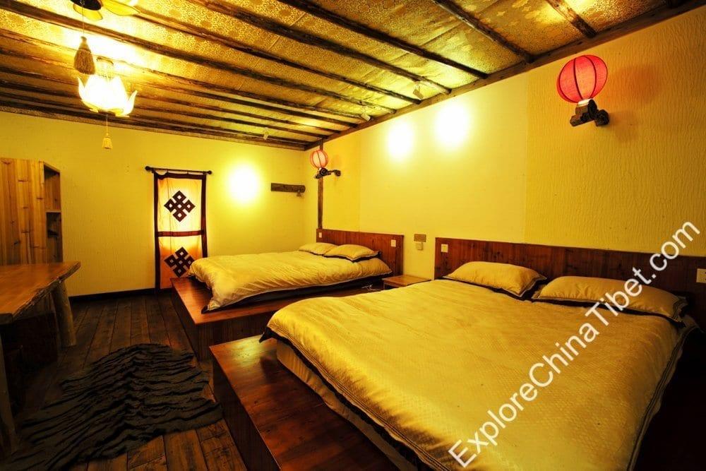 Qiangdiao Zangshi Boutique Hostel 402