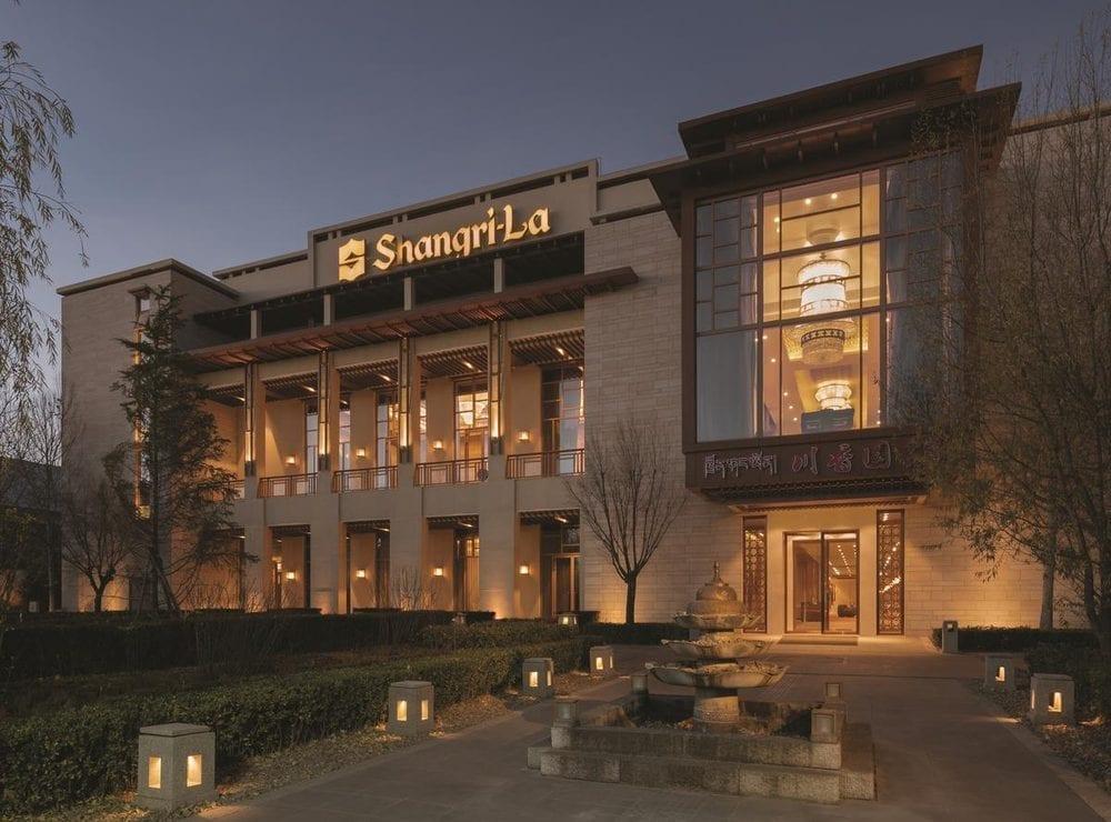 Shangri-La Lhasa Hotel 2