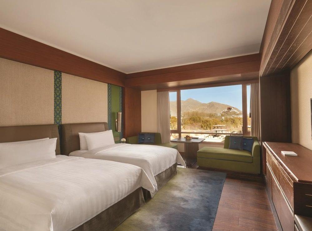 Shangri-La Lhasa Hotel overview 1