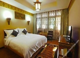 Tashi Nota Khangsang Hotel Deluxe Double Room