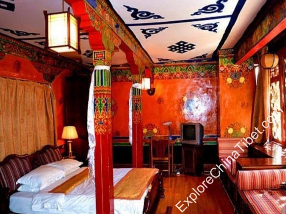 Tibet Gorkha Hotel Deluxe King Bed