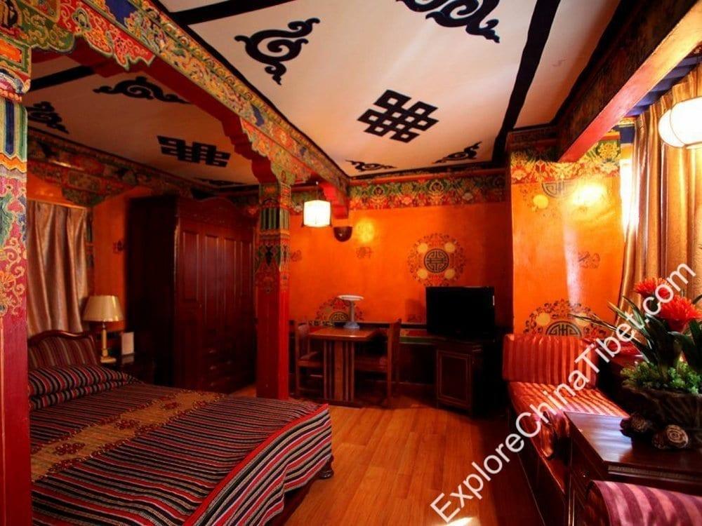 Tibet Gorkha Hotel Deluxe Suite 1