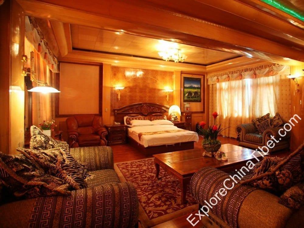Tibet Gorkha Hotel Deluxe Suite