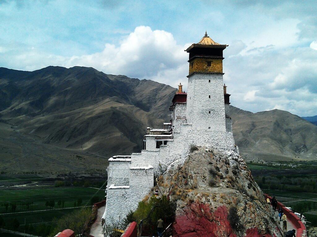 Tibet Tsetang Highlight Destination Attraction