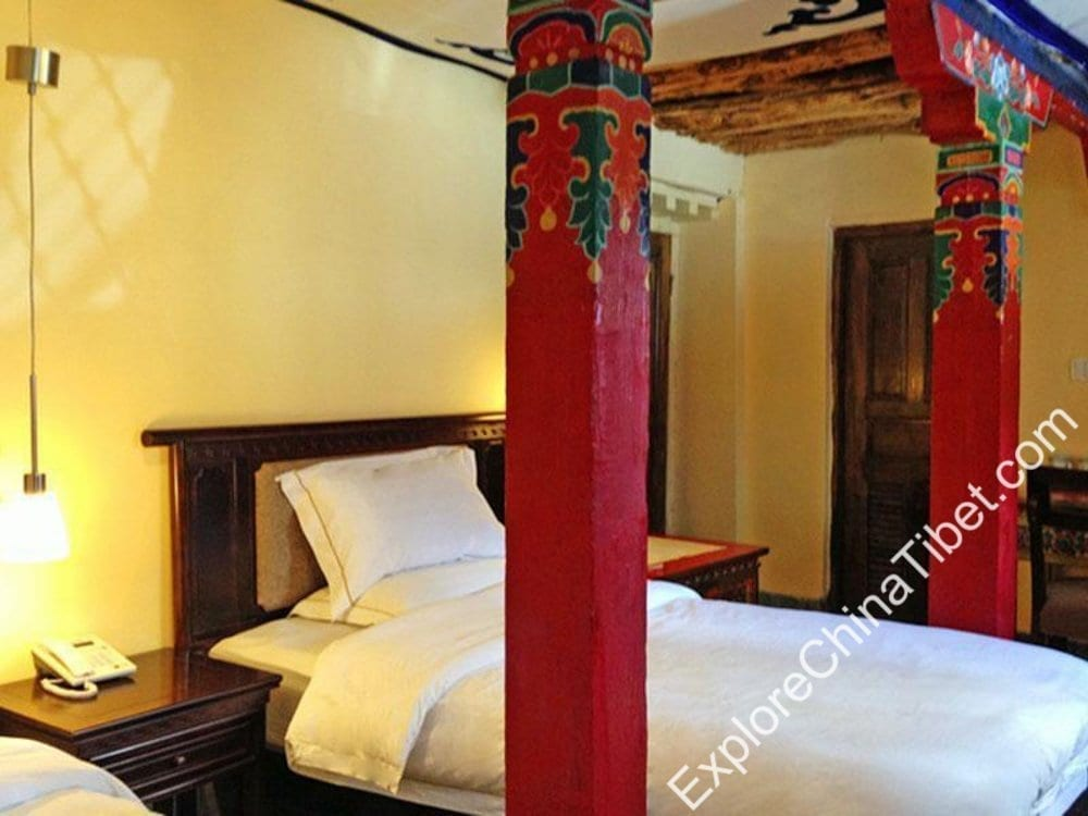 Yabshi Phunkhang Heritage Hotel Twin Hot Deal
