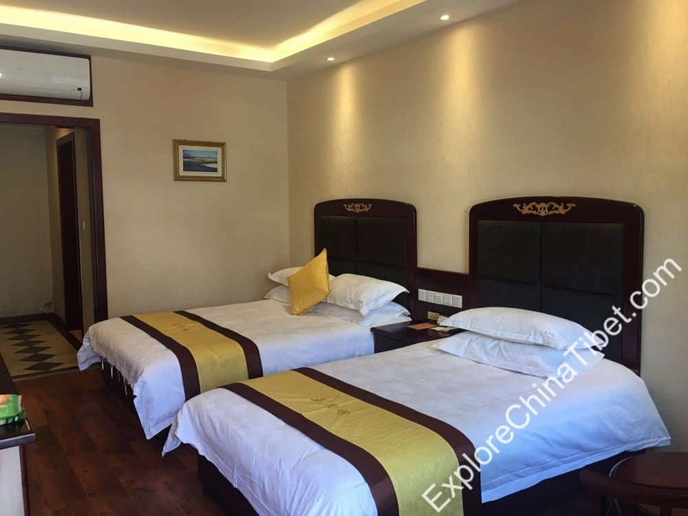Yak Hotel Business Deluxe Standard Room