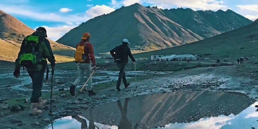 tibet trekking expedition