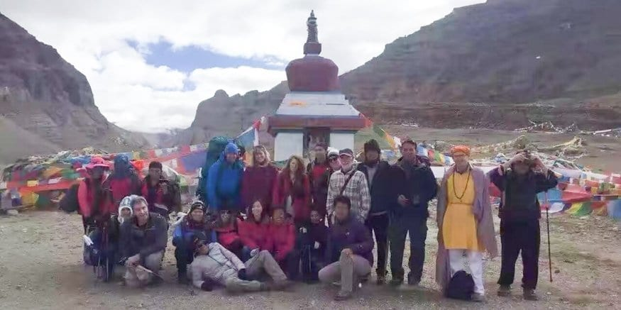 tibet everest group tour