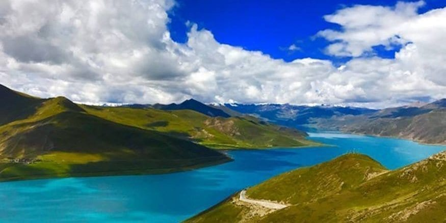 Lhasa Yamdrok lake Photography tour