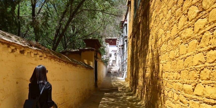 lhasa local day tour