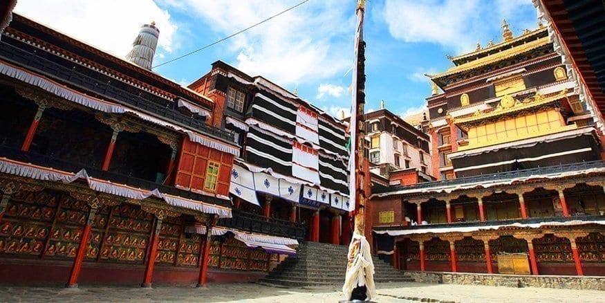Shigatse Tashilunpo Monastery
