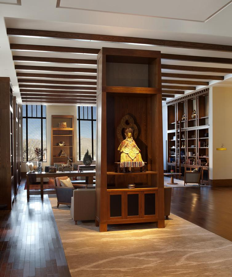 St. Regis Resort Lhasa Grand Deluxe Villa 3