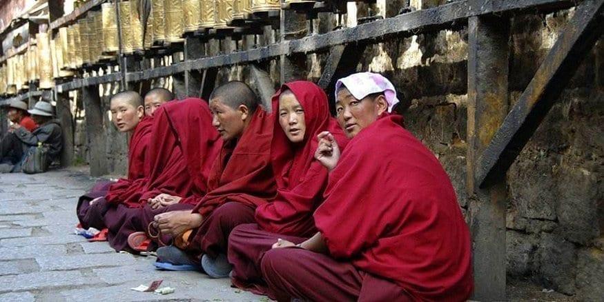 Lhasa Ani Tsankhung Nunnery