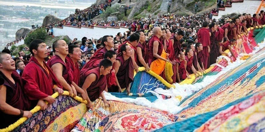 lhasa tour drepung monastery