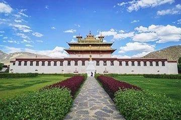 Tsetang Samye Monastery-The Oldest Monastery in Tibet