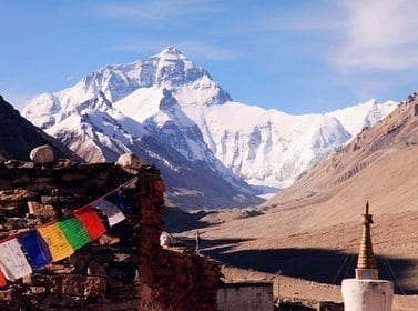 4-days Everest Base Camp Group tour of-Tibet