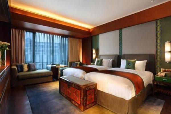 Shangri-La Lhasa Hotel Deluxe Twin Room