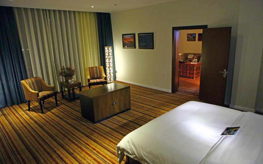 Tibet Kailash Purang Himalaya Hotel Room type