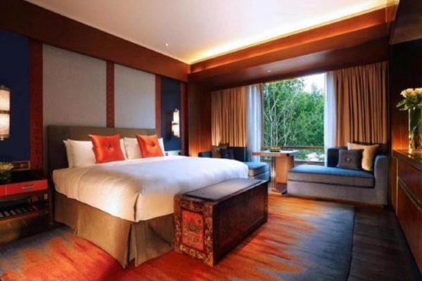 Shangri-La Lhasa Hotel Horizon Club King Room