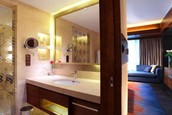 Shangri-La Lhasa Hotel Horizon Club Twin Room