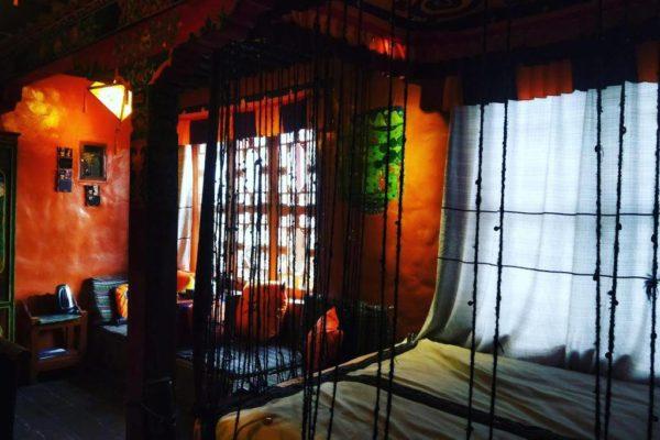 Shambhala Palace Hotel Large Single Room