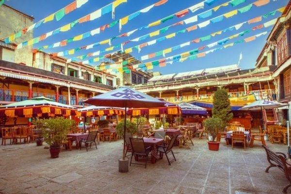Lhasa Badacang Hotel 1