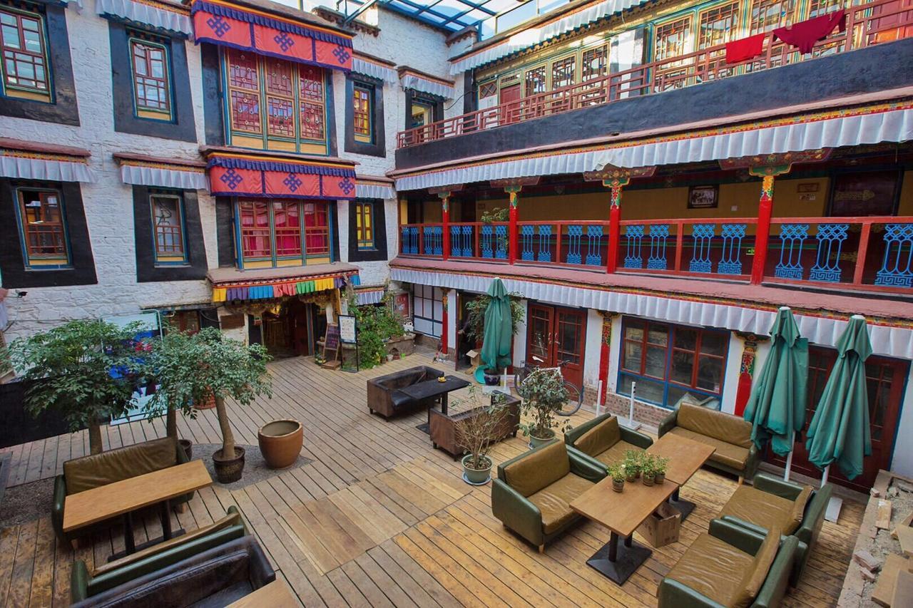 Lhasa Badacang Hotel 10