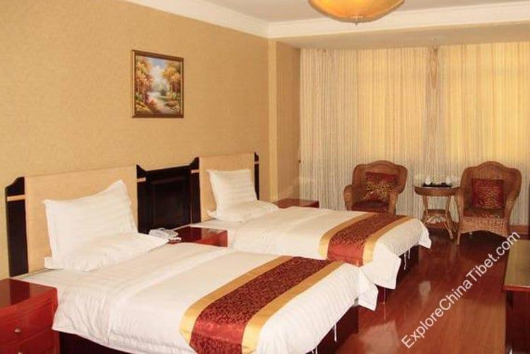 Nyingchi Chongqing Cygnet Hotel Standard Room