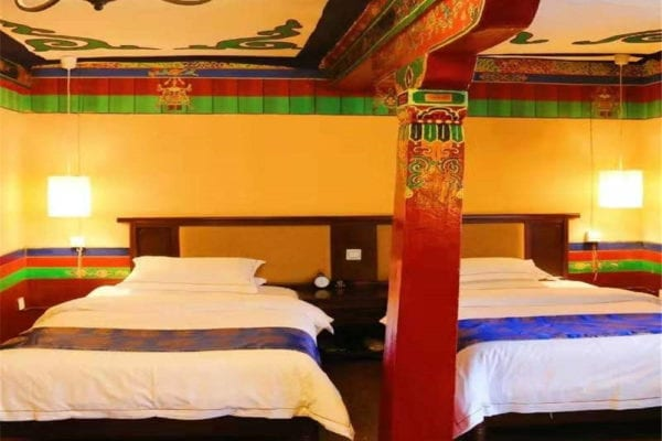 Yabshi Phunkhang Heritage Hotel Standard Garden View Twin Bed