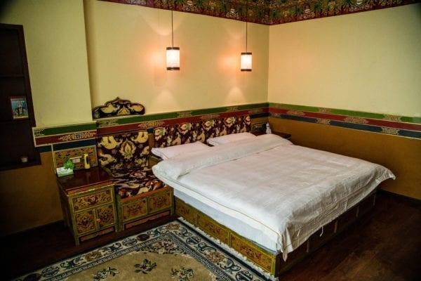 Shigatse Gesar Hotel Deluxe Single Room