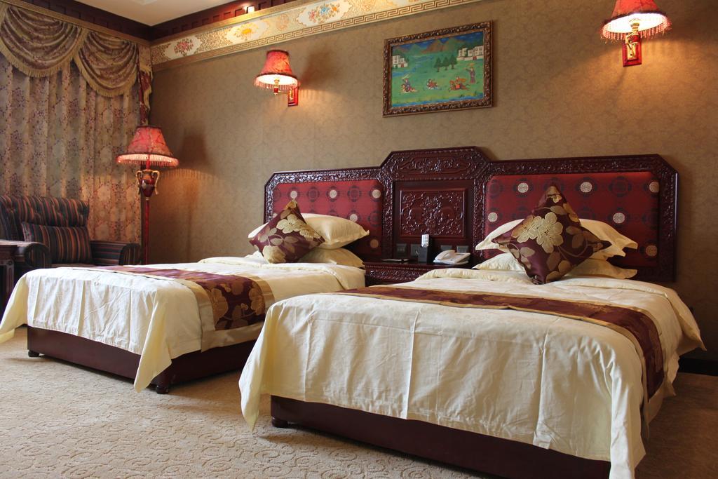 Tashi Choeta Hotel Deluxe Double Room